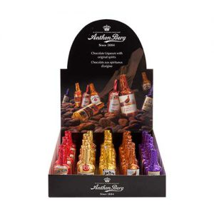 Anthon Berg Liquer Filled Chocolate 36 Piece CDU