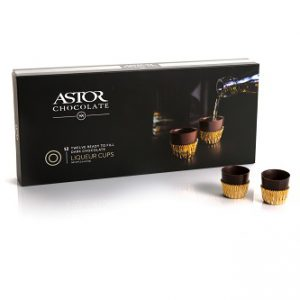 Astors Chocolate Liqueur Cups