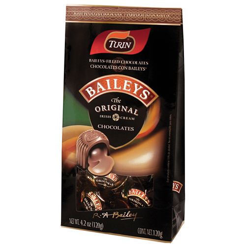 Baileys Liqueur Chocolates Standup Bag