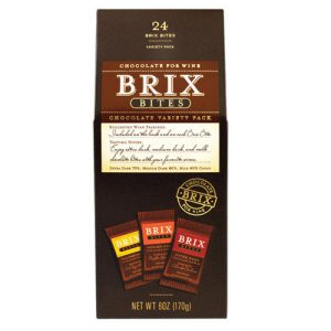 Brix Bites Chocolate For Wine Variety Pack
