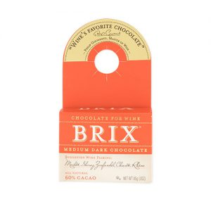 Brix Medium Dark Chocolate for Wine
