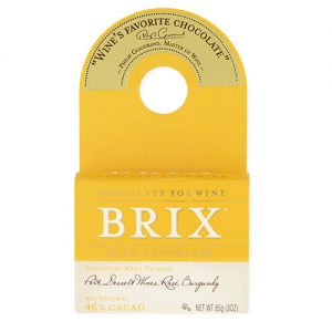 Brix Milk Chocolate for Wine