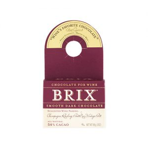 Brix Smooth Dark Chocolate for Wine
