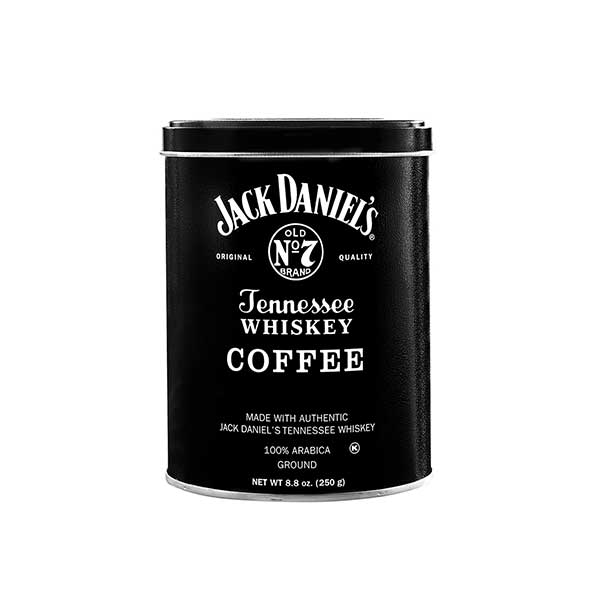 Jack Daniel's Tennessee Whiskey Coffee 8.8 oz
